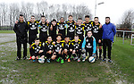 2016-01-30 / Voetbal / Seizoen 2015-2016 / svbo / U17 reeks A niv 2 KSK Donk<br /> <br /> Foto: Mpics.be