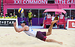 10/04/2018 - Beach Volleyball - Gold Coast 2018 - Commonwealth Games - Queensland - Australia