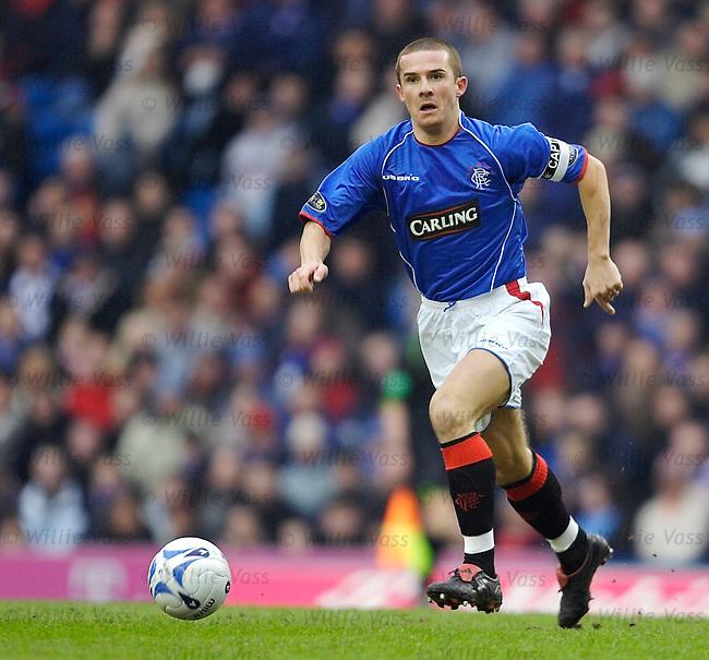 Barry Ferguson, Rangers.stock season 2005-2006.pic willie vass