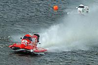 Chris Fairchild (#62) and Greg Foster (#14)   (Formula 1/F1/Champ class)