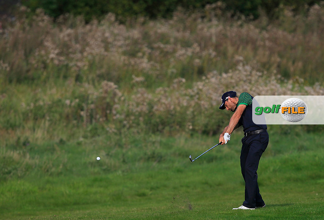 Oliver Wilson (ENG) on the 6th fairway during Round 1 of the Made in Denmark 2016 at the Himmerland Golf Resort, Farso, Denmark on Thursday 25th August 2016.<br /> Picture:  Thos Caffrey / www.golffile.ie<br /> <br /> All photos usage must carry mandatory copyright credit   (&copy; Golffile | Thos Caffrey)