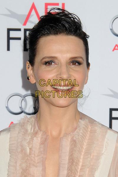 9 November 2015 - Los Angeles, California - Juliette Binoche. AFI FEST 2015 - &quot;The 33&quot; Premiere held at the TCL Chinese Theatre. <br /> CAP/ADM/BP<br /> &copy;BP/ADM/Capital Pictures