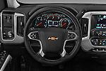 Car pictures of steering wheel view of a 2016 Chevrolet Silverado-3500HD LT-Crew-Cab-Long-Box-DRW 4 Door Pick-up Steering Wheel