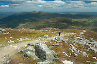 Dun Coillich from of Schiehallion, Perthshire
