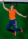 AMSTELVEEN- HOCKEY - CARLIEN DIRKSE VAN DE HEUVEL .  lid van de trainingsgroep van het Nederlands dames hockeyteam. COPYRIGHT KOEN SUYK