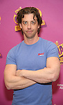 Christian Borle attend the ''Charlie and the Chocolate Factory' Cast Photo Call at the New 42nd Street Studios on February 21, 2017 in New York City.