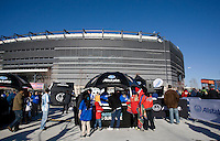 Allstate display. The USMNT tied Argentina, 1-1, at the New Meadowlands Stadium in East Rutherford, NJ.