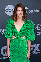 NEW YORK, NY - MAY 14: Cobie Smulders at the Walt Disney Television 2019 Upfront at Tavern on the Green in New York City on May 14, 2019. <br /> CAP/MPI99<br /> ©MPI99/Capital Pictures