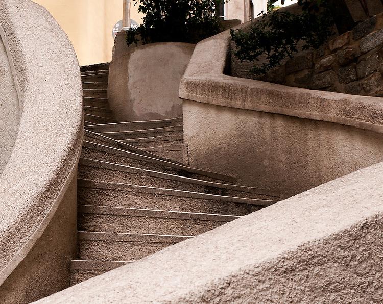 Kamondo Steps 01 - The art nouveau Kamondo Steps, Karakoy, Beyoglu, Istanbul, Turkey