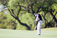 Zach Johnson (USA) on the 6th during the 4th round at the WGC Dell Technologies Matchplay championship, Austin Country Club, Austin, Texas, USA. 25/03/2017.<br /> Picture: Golffile | Fran Caffrey<br /> <br /> <br /> All photo usage must carry mandatory copyright credit (&copy; Golffile | Fran Caffrey)