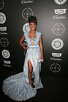 SANTA MONICA, CA - JANUARY 6: Shanola Hampton at Art of Elysium's 11th Annual HEAVEN Celebration at Barker Hangar in Santa Monica, California on January 6, 2018. <br /> CAP/MPI/FS<br /> &copy;FS/MPI/Capital Pictures