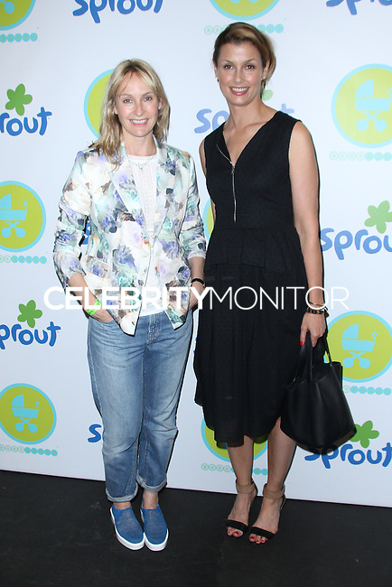 NEW YORK CITY, NY, USA - JUNE 04: Rebecca Taylor, Bridget Moynahan at the 2014 Baby Buggy Bedtime Bash Hosted By Jessica And Jerry Seinfeld - Sponsored By Sprout on June 4, 2014 in New York City, New York, United States. (Photo by Jeffery Duran/Celebrity Monitor)
