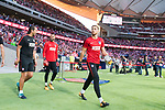 Atletico de Madrid's Jan Oblak for the first time at Wanda Metropolitano during La Liga match between Atletico de Madrid and Malaga CF at Wanda Metropolitano in Madrid, Spain September 16, 2017. (ALTERPHOTOS/Borja B.Hojas)