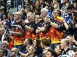 12.01.2019, Mercedes Benz Arena, Berlin, GER, Germany vs. Brazil, im Bild Zuschauer, Besucher, deutsche Fans<br /> <br />      <br /> Foto &copy; nordphoto / Engler