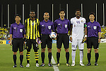 Al-Ittihad (KSA) vs Al-Ain (UAE) during the 2014 AFC Champions League Match Day 2 Group C match on 12 March 2014 at King Abdul Aziz Stadium, Mecca, Saudi Arabia. Photo by Stringer / Lagardere Sports