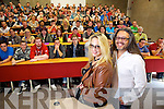 WORLD'S BIGGEST GAMES DESIGNERS AND DEVELOPERS VISIT ITT for a 3 day seminar. Brenda and John Romero working with students of Creative Media Department, at the Institute of Technology Tralee on Monday