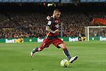 02.04.2016 Barcelona. La Liga day 31. Game between FC Barcelona agaisnt Real Madrid at Camp Nou. Picture show Dani Alves