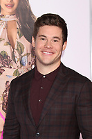 """LOS ANGELES - FEB 11:  Adam DeVine at the """"Isn't It Romantic"""" World Premiere at the Theatre at Ace Hotel on February 11, 2019 in Los Angeles, CA"""