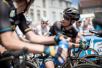 Lars van der Haar (NED/Telenet Fidea Lions) at the race start<br /> <br /> Dwars door het Hageland 2019 (1.1)<br /> 1 day race from Aarschot to Diest (BEL/204km)<br /> <br /> ©kramon