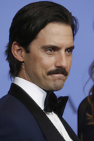 www.acepixs.com<br /> <br /> January 8 2017, LA<br /> <br /> Milo Ventimiglia appeared in the press room during the 74th Annual Golden Globe Awards at The Beverly Hilton Hotel on January 8, 2017 in Beverly Hills, California.<br /> <br /> By Line: Famous/ACE Pictures<br /> <br /> <br /> ACE Pictures Inc<br /> Tel: 6467670430<br /> Email: info@acepixs.com<br /> www.acepixs.com