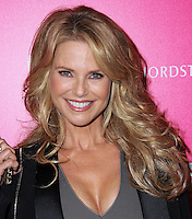 NEW YORK, NY - SEPTEMBER 10: Model Christie Brinkley arrives at the Us Weekly's Most Stylish New Yorkers Party held at Harlow on September 10, 2013 in New York City. (Photo by Jeffery Duran/Celebrity Monitor)