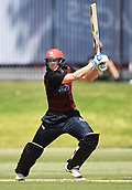 6th December 2017, Eden Park, Auckland, New Zealand; Ford Trophy One Day Cricket, Auckland Aces versus Canterbury Wizards;  Canterbury batsman Michael Pollard