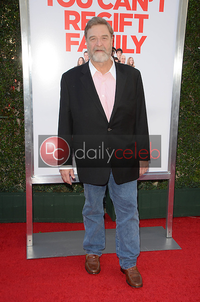 John Goodman<br /> at the &quot;Love the Coopers&quot; Los Angeles Premiere, The Grove, Los Angeles, CA 11-12-15<br /> David Edwards/DailyCeleb.Com 818-249-4998