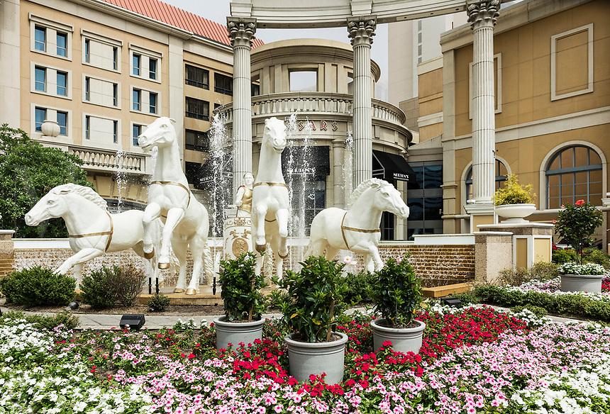 Caesars casino, Atlantic City, Jew Jersey, USA.