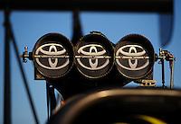 17-19 February 2012, Chandler, Arizona, USA, Morgan Lucas, Geico Powersports, Lucas Oil, top fuel dragster @2012, Mark J. Rebilas