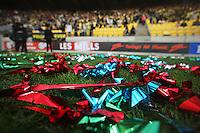 080817 A-League Football - Phoenix v Roar