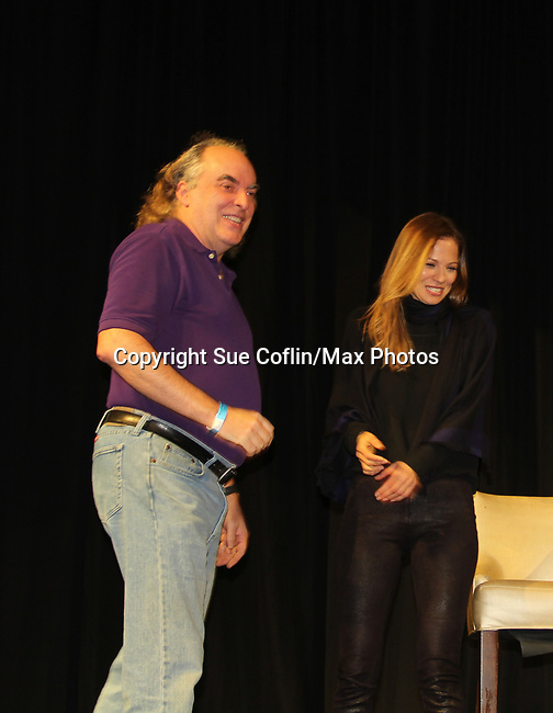 General Hospital's actors - on October 5, 2019 at the Hollywood Casino, Columbus, Ohio with a Q & A and a VIP meet and greet. (Photo by Sue Coflin/Max Photo)