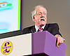 Roger Helmer MEP <br /> speaking at the Annual UKIP Party Conference, Westminster, London, Great Britain <br /> 20th September 2014 <br /> Roger Helmer is a British business executive and politician and a United Kingdom Independence Party Member of the European Parliament for the East Midlands region. He is currently standing in the Newark By-election on 5th June 2014.