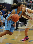 1-10-15, Skyline vs Pioneer girl's basketball