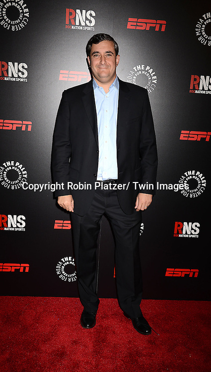 Jon Patricof attends The Paley Center for Media's Annual Benefit Dinner honoring ESPN' s 35th Anniversary on May 28, 2014 at 583 Park Avenue in New York City, NY, USA.