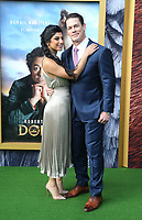11 January 2020 - Westwood, California - John Cena, Shay Shariatzadeh. the premiere of Universal Pictures' Dolittle held at the Regency Village Theatre. Photo Credit: FS/AdMedia
