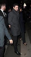 Kristopher, the son of Jean Claude Van Damme - Premiere of the film 'Jean Claude Van Johnson' at the Cinema Grand Rex on Boulevard Poissonnière in Paris, France, December 12 2017. # PREMIERE DE 'JEAN CLAUDE VAN JOHNSON' A PARIS