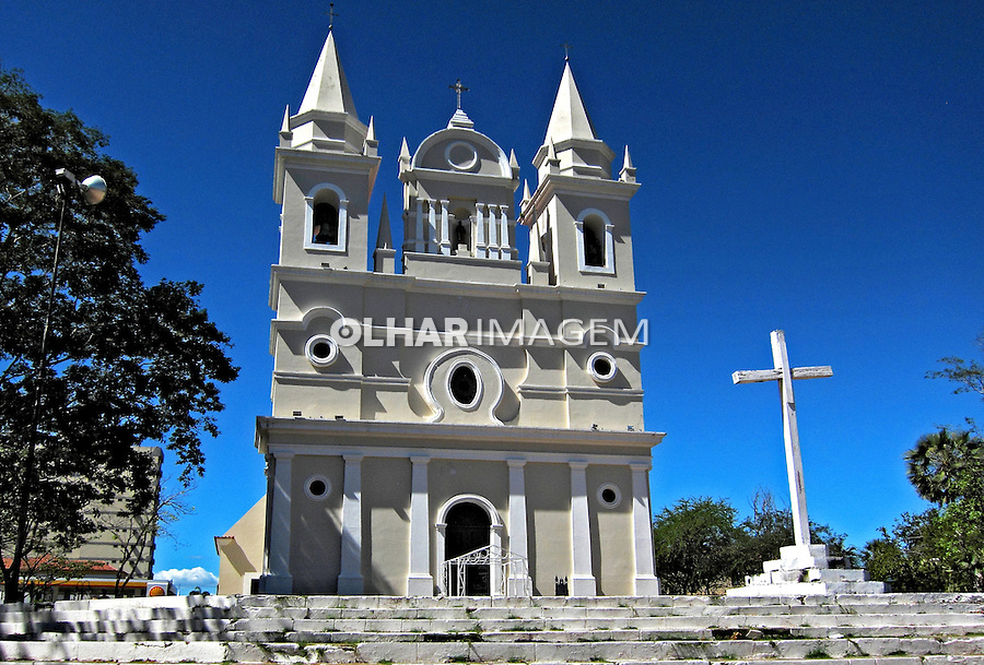 Igreja de Sao Benedito em Teresina. Piaui. 2015. Foto Foto Joao Roberto