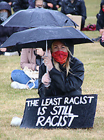 JUN 06 Black Lives Matter Protest in Cambridge, UK