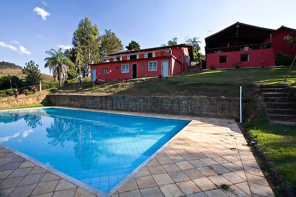 Itabirito_MG, Brasil...Detalhe de uma casa em Itabirito, Minas Gerais...A house in Itabirito, Minas Gerais...Foto: JOAO MARCOS ROSA / NITRO