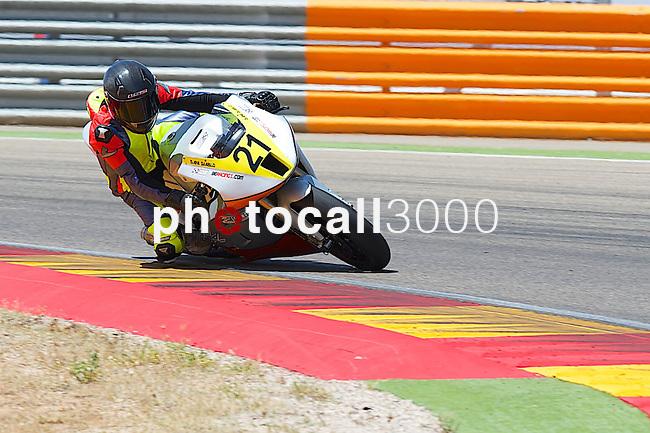 CEV Repsol en Motorland / Aragón <br /> a 07/06/2014 <br /> En la foto :<br /> Moto2<br /> arroyo<br />RM/PHOTOCALL3000
