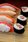 Stock photo of sushi