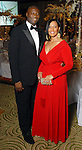 Jacqueline and Leon Kinloch at the Winter Ball held at the Hilton Americas Houston Saturday Jan. 10, 2009.(Dave Rossman/For the Chronicle)