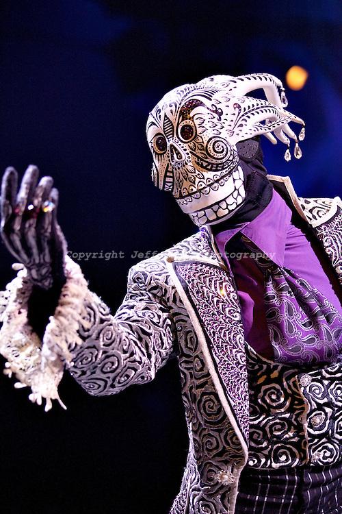 KOOZA by Cirque du Soleil.  September 19, 2012.
