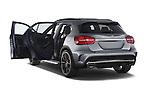 Car images of a 2015 Mercedes Benz GLA-KLASSE AMG 5 Door SUV Doors