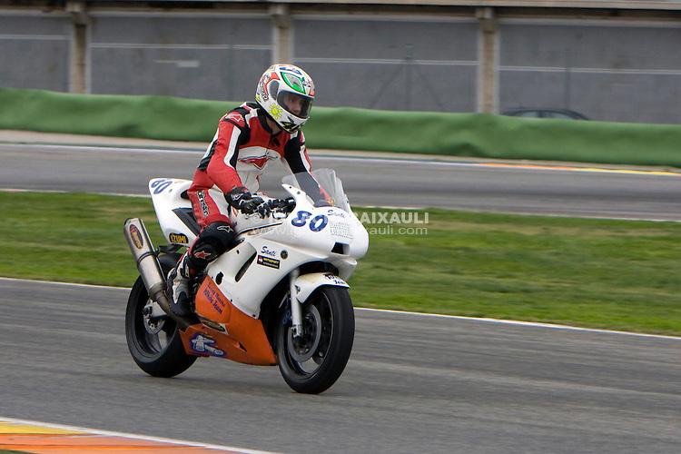 Juan Carlos - Tandas populares en el Circuito  - 29/3/2009 - Circuit de la Comunitat Valenciana Ricardo Tormo, Cheste, Valencian