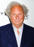 NEW YORK CITY, NY, USA - SEPTEMBER 05: Graydon Carter arrives at the 2nd Annual Fashion Media Awards held at the Park Hyatt on September 5, 2014 in New York City, New York, United States. (Photo by Celebrity Monitor)
