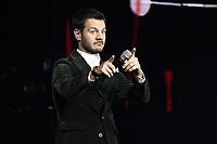 Milano 02/11/2017 - trasmissione Tv  X-Factor foto Daniele Buffa/Image/Insidefoto <br /> nella foto: Alessandro Cattelan