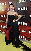 NEW YORK, NY-October 26:  Jihae at National Geographic Channel presents the Epic Six-Part Event Series MARS premiere at the School of Visual Arts  in New York.October 26, 2016. Credit:RW/MediaPunch