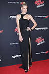 Jamie King attends The Dimension Film's L.A. Premiere of FRANK MILLER'S SIN CITY: A DAME TO KILL FOR held at  The TCL Chinese Theatre in Hollywood, California on August  19,2014                                                                               © 2014 Hollywood Press Agency