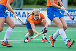 HUIZEN - Hockey - Melle Spruijt (Bldaal)     .Hoofdklasse hockey competitie, Huizen-Bloemendaal (2-1) . COPYRIGHT KOEN SUYK